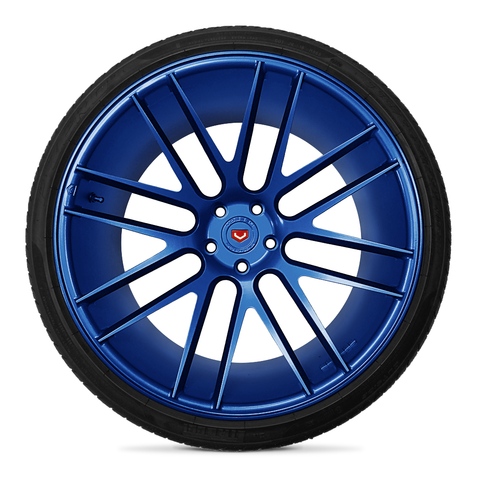 Flex Blue Wheel Kit