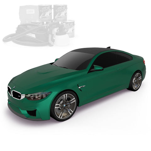Nebula Green Car Kit