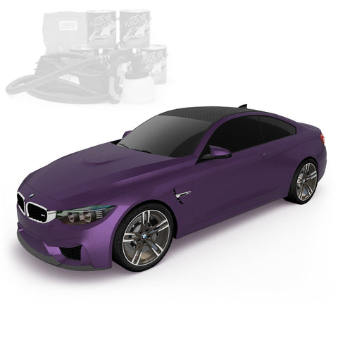 Nebula Purple Car Kit