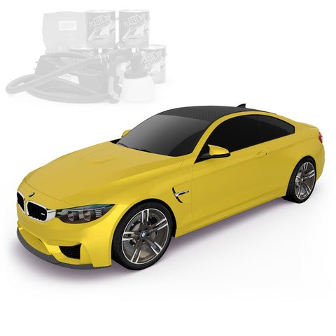 Wu-Tang Yellow Car Kit
