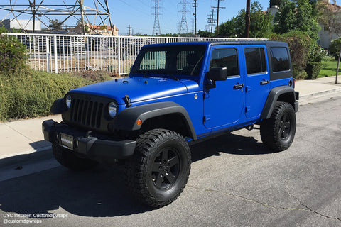 Flex Blue Car Kit