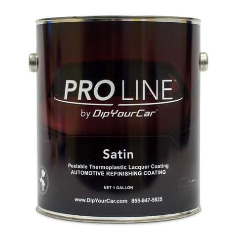 ProLine™ Satin Clear