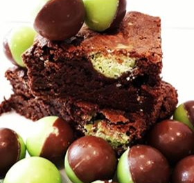Mint Aero Chocolate Brownie Kit