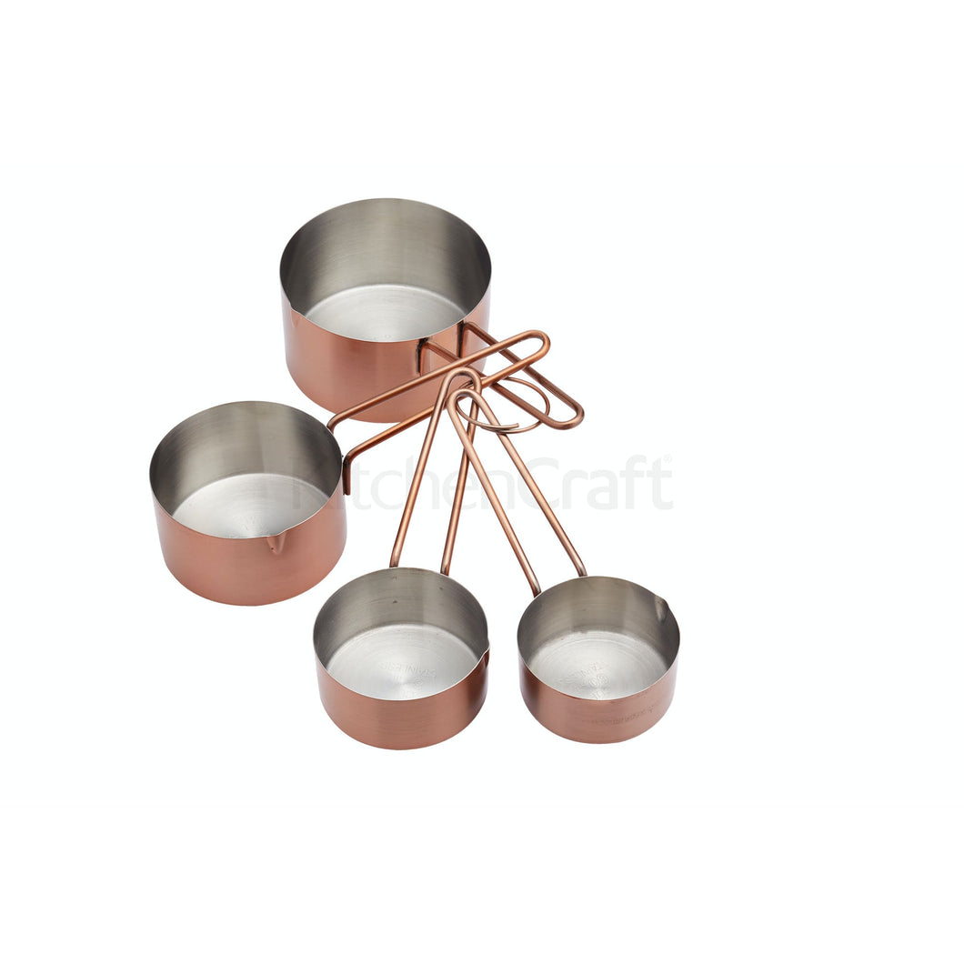 Measuring Cups - Copper