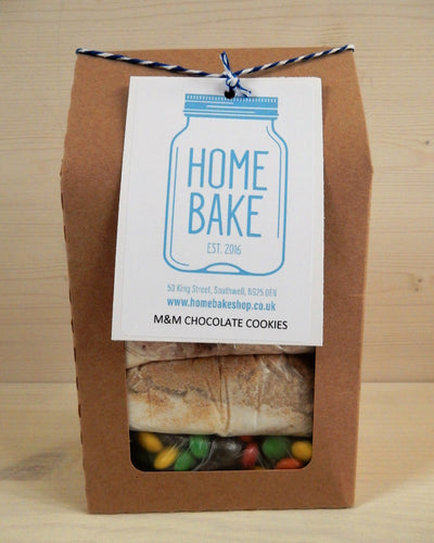 Double Chocolate Smartie Cookie Kit