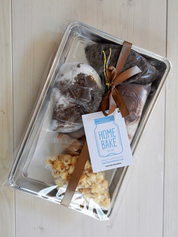 Popcorn Brownie Kit