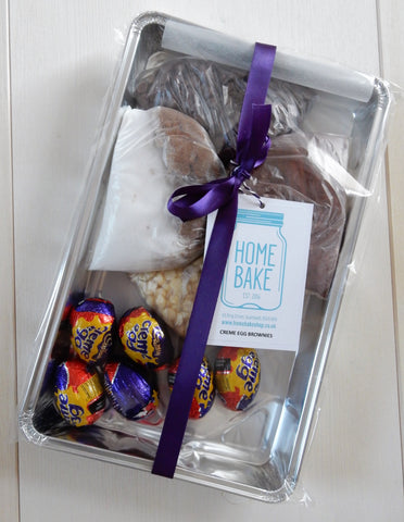 Creme Egg Brownie Kit