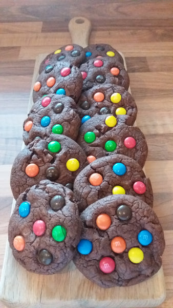 M&M Cookie Kit