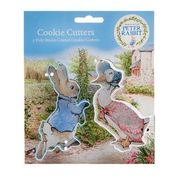 Peter Rabbit Cookie Cutters
