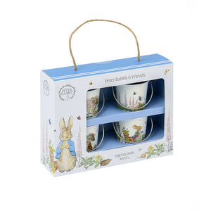 Peter Rabbit Egg Cup Pails