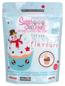 Natural Flavoured Icing Sugar