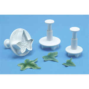 Ivy leaf plunger cutters