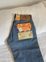 Vintage Levi's 501 light blue jeans W27 L34