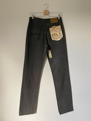 Vintage Lee Chicago grey jeans W30 L34