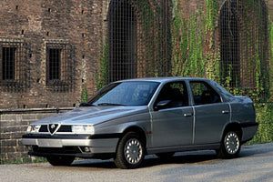 Parts for Alfa Romeo 155 (image Alfa Romeo)