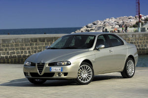 Parts for Alfa Romeo 156 (image Alfa Romeo)