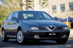 Parts for Alfa Romeo 166 cars