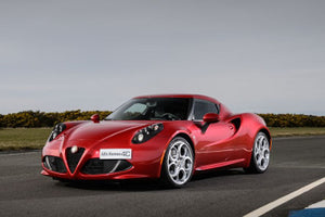 Parts for Alfa Romeo 4C (image Alfa Romeo)