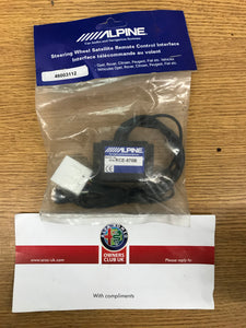 Alpine R16 KCE-870B steering wheel satellite remote control interface - 46003112