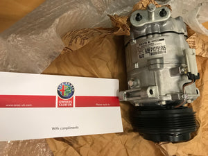 Air con compressor reconditioned - 159 - 71789354