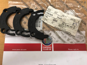 Front suspension strut top mount/clamp - Giulietta