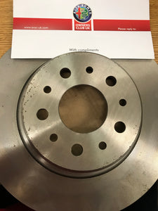 Brake disc pair - rear - 159