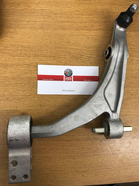 Suspension control arm - right lower wishbone