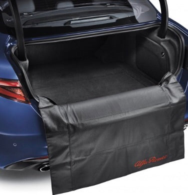Fold out boot liner/bumper protector - Giulia & Stelvio - 50547080