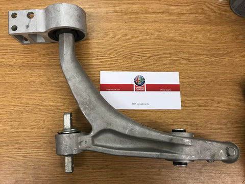 Suspension control arm - left lower wishbone - 159 Brera Spider