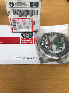 Wheel centre badge - 159, Brera Spider Giulietta and Giulia - 50539932