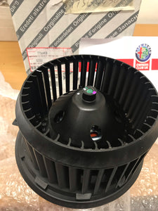 Heater fan blower motor - 77364450 - 147 GT 156