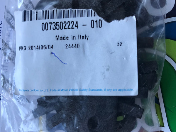Seal - oil pipe - 73502224 - 147 GT 156 159 * price is for one*