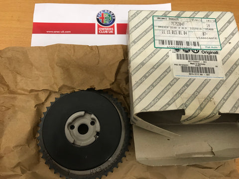 Camshaft pulley/driven gear - 159, Brera, Spider - 71753047