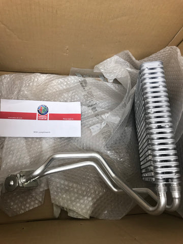 Air conditioning evaporator 2.0 JTDM - Giulietta - 77365580