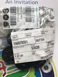 Button - mats - 156079351 - Giulietta 2010 on *price is for one*