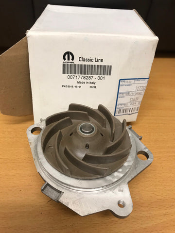 Water pump - 71778287 - 145 146 147 156 1.9/2.4 HTD 16v