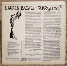 Applause (1972 UK LP)