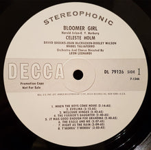 Bloomer Girl (1965 US LP)