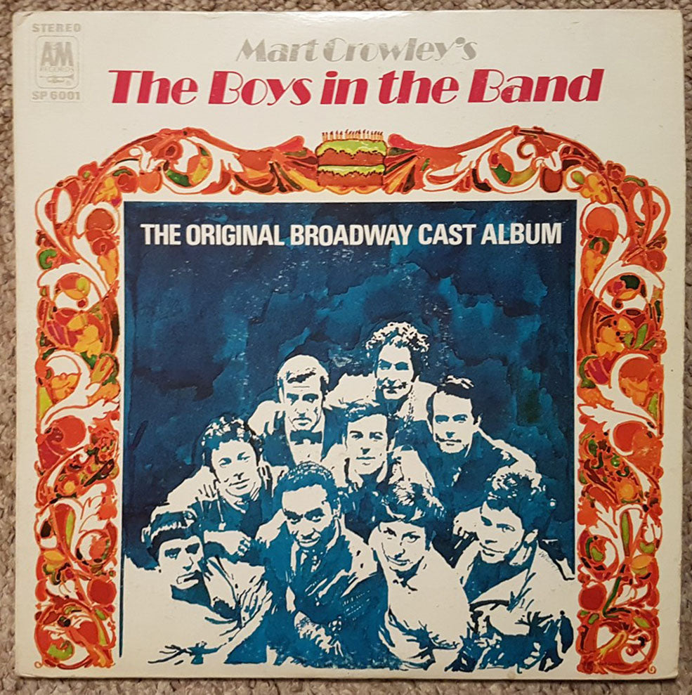 The Boys in the Band (1969 US Double LP)