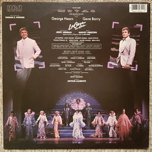 La Cage Aux Folles (1988 UK LP)