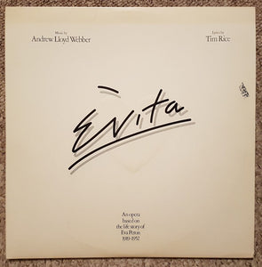 Evita (1976 UK Double LP)