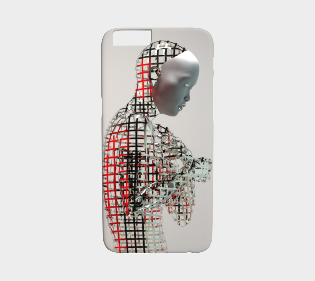 Tender Cyborg iPhone 6/6S