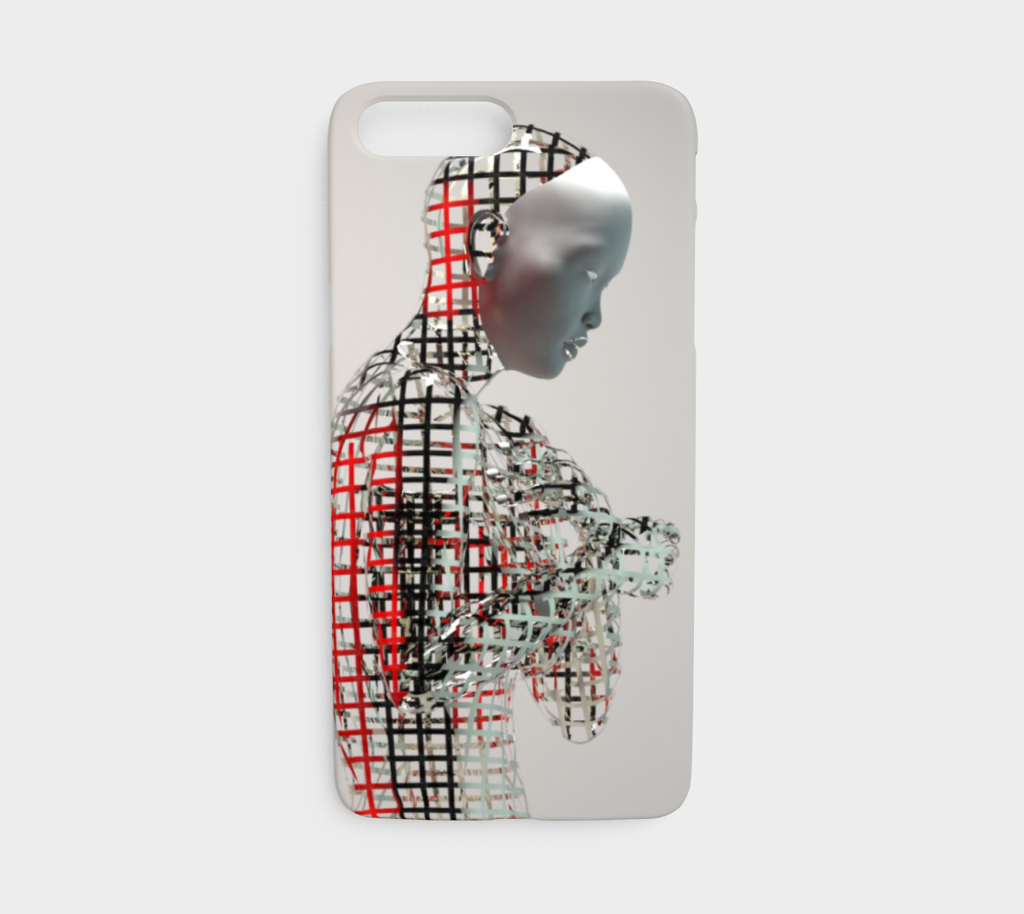Tender Cyborg iPhone 7/8