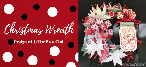 Join our wreath making club!