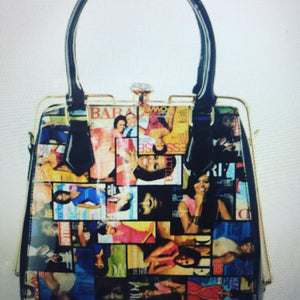 Michelle Obama Fashion Magazine Handbag