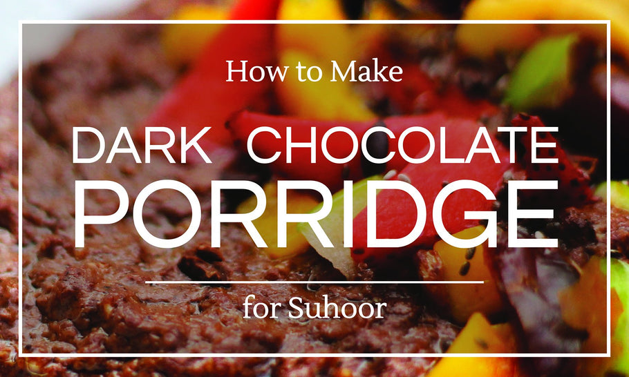 Recipe: Dark Chocolate Porridge