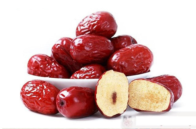 Co Chocolat Blog: Chinese dates or Jujube
