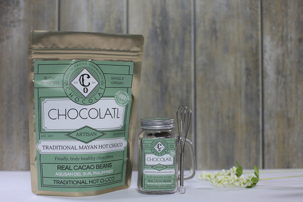 Co Chocolat Traditional Mayan Hot Chocolatl