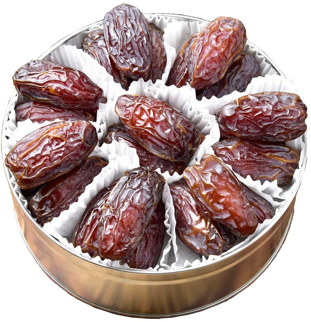 Co Chocolat: Medjool dates