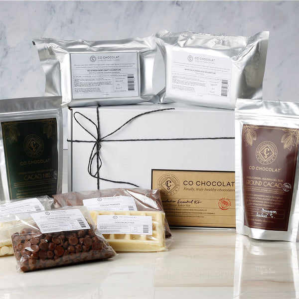 Co Chocolat Chocolatier Essentials